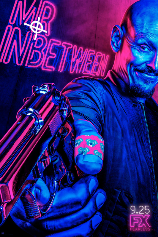 Решала / Mr Inbetween (2019)