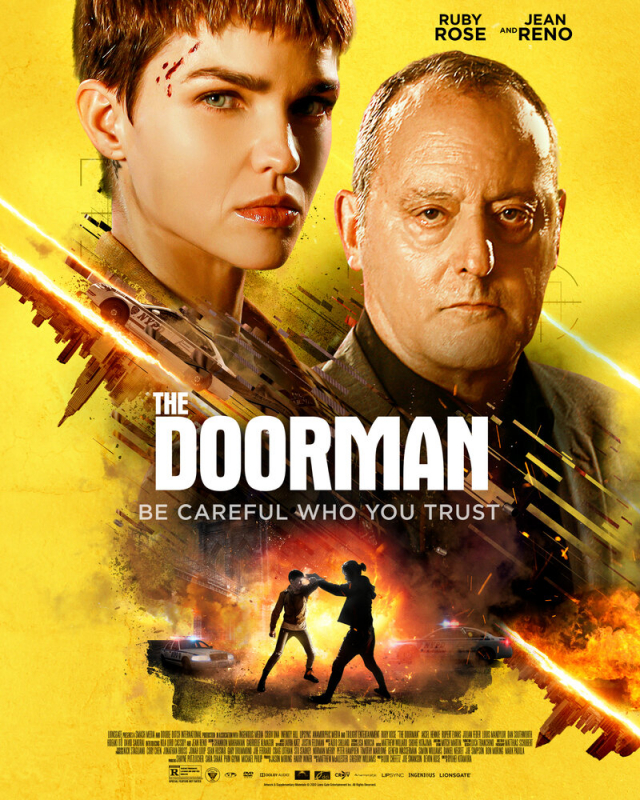 Привратник / The Doorman (2020)